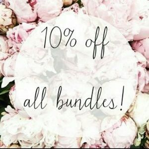 Who wants to bundle and save?